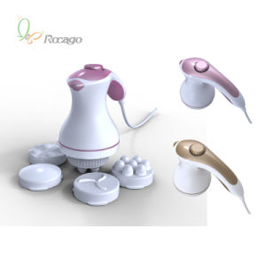 Electric Slimming Massager Relaxing Vibrating Handheld Body Massager pictures & photos
