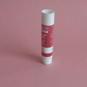 Plastic Round Oval Laminated Cosmetic Flexible Foam Tubes pictures & photos