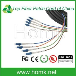 LC Field Tactical Fiber Optic Cable pictures & photos