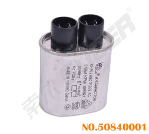 Microwave Oven Parts Factory Price 0.6 UF Capacitor for Microwave Oven (50840001-0.6 UF) pictures & photos
