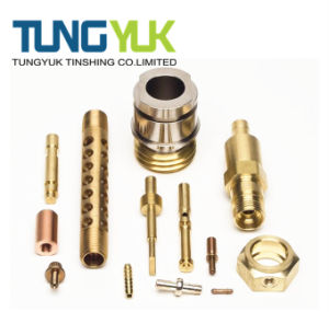 Factory Customized CNC Precision Machining Parts Made of Brass pictures & photos