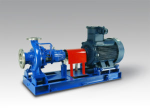 Stainless Steel Chemical Electric Centrifugal Pump for Oil pictures & photos