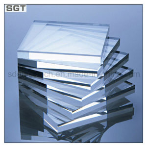 Low Iron/Super Clear Tempered Glass for Cabinet pictures & photos