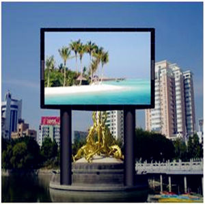 Waterproof Outdoor Full Colorp10 LED Module pictures & photos
