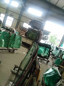 Chang an Sc Series Front Windshield / Windscreen pictures & photos