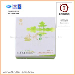 Cardboard Packaging Tool Box with Silver Stamping pictures & photos