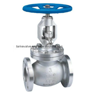 ANSI Flang Globe Valve with Stainless steel