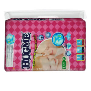 Super Thin Kbq Diaper with Encircling Design (L) pictures & photos