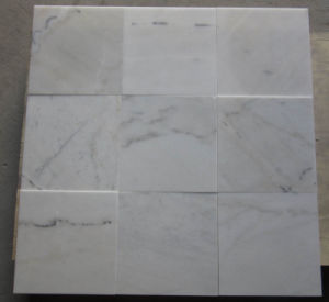 Chinese Volakas White Marble, Marble Tiles and Marble Slabs pictures & photos
