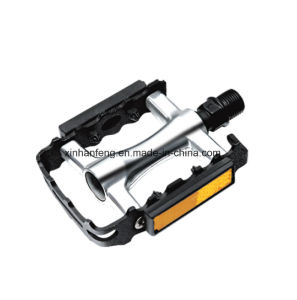 Ball Bearing Aluminum Alloy Bicycle Pedal for Mountain Bike (HPD-011) pictures & photos