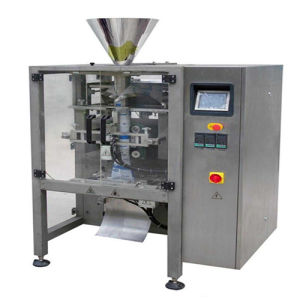 PLC Touch Screen Automatic Vertical Packaging Machine (HFT-5235)