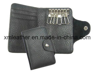Best Leather Key Case Wallet with CD Holder pictures & photos