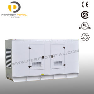 100kw/125kVA Silent Cummins Diesel Generator