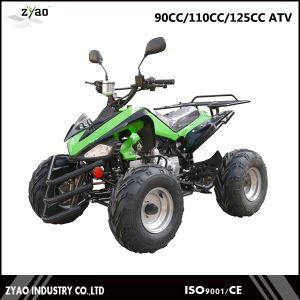 2016 90cc/110cc/125cc Kawasaki Quad Four Wheels Pocket Bike for Sale (ZYA-07-06) pictures & photos