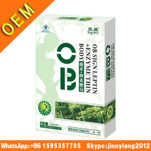 Healthy Lingwei Ob Sign Leptin +Enzyme Thin Body Slimming Capsule (CS085-ob) pictures & photos