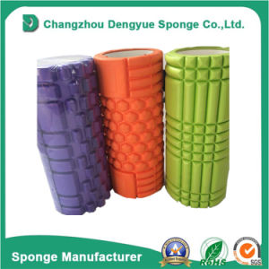Massage Grid Point Therapy Physio Stick Yoga Pilates Foam Roller pictures & photos