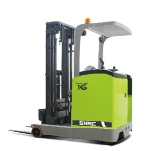 Snsc 1.2-2ton Electric Reach Truck for Sale pictures & photos