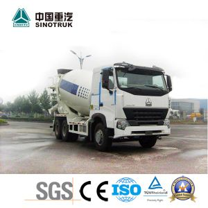 Low Price 6X4 Mixer Truck of HOWO A7 pictures & photos