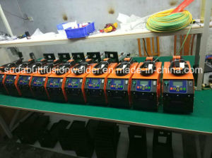 Sde315b HDPE Pipe Electrofusion Welding Machine (Dn50-315mm) pictures & photos