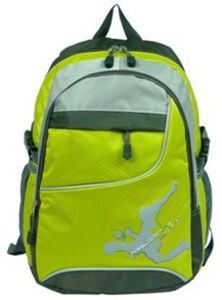 Green Backpack Student Backpack Kid Backpack pictures & photos