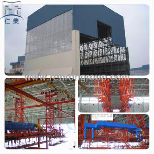 2016 Professional Global EPC Contractor Projects with Steel Structure S-01