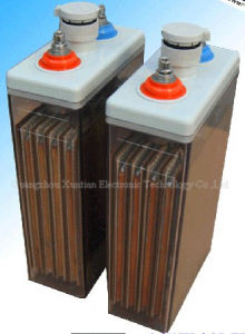 Opzs Battery, Tubular Series Deep Cycle Battery 2V 2500ah (OPZS2500-2) pictures & photos