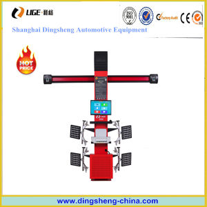3D Software Control Diagram Tool Four Wheel Aligner