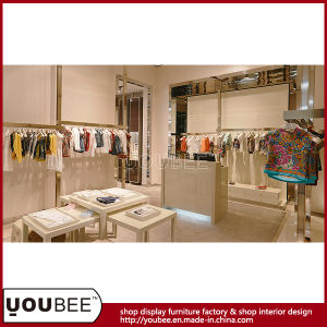 High End Display Fixtures for Brand Ladies Clothes Shop Design pictures & photos
