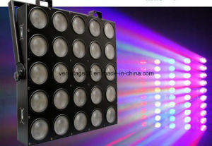 Stage Light 25*10W 5X5 RGBW 4in1 LED Beam Matrix Light pictures & photos