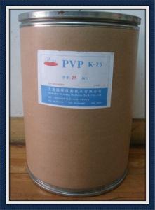 Polyvinylpyrrolidone K25 USP pictures & photos