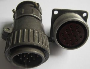 P32-4 Item Circular Multipole Connectors pictures & photos