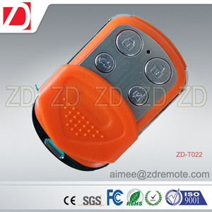 Water Proof RF Universal Duplicate Remote Control for Rolling Code pictures & photos