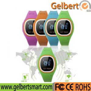GPS Tracker Sos Alarm Kids Smart Watch pictures & photos