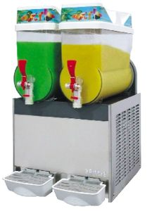 Single-Three Bowl Cocktail Juice Snow Meiting Machine Slush Puppy Maker pictures & photos