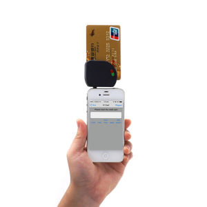Portable Credit Card IC/EMV Card Reader for Mobile Payment