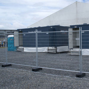 Most Popular Canada Temporary Fence for Sale pictures & photos