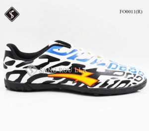 Football Sports Shoes Outdoor Soccer Shoes for Men pictures & photos