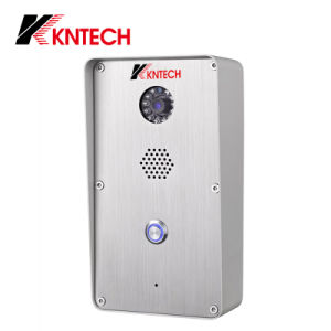 GSM Intercom Knzd-47 Video Door Phone with Camera pictures & photos
