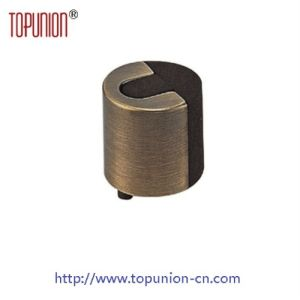 Floor Mounted Door Stopper with Rubber (DS008) pictures & photos