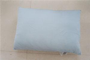 Soft Cool Blue Linen Fiber Pillow 50*70cm pictures & photos
