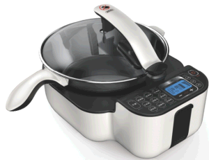 Automatic Cooking Machine Automatic Cooking Robot Wok Cooking Pot Cooking Machine pictures & photos