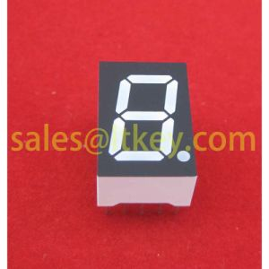 0.39 Inch Single Digit 7 Segment LED Display pictures & photos