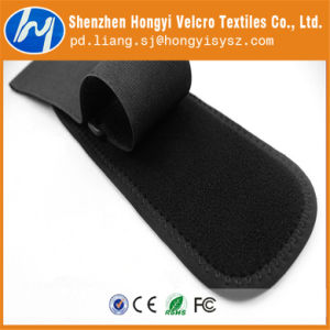 Customized Hook and Loop Elastic Velcro pictures & photos