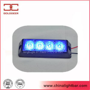 Tir 4W LED Grille Deck Light Blue Light Head (SL6201) pictures & photos