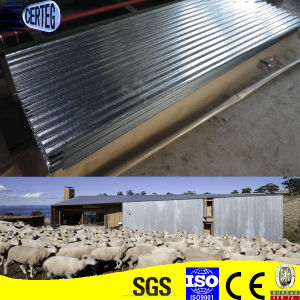 Galvanized Corrugated Steel Sheet for Roofing Sheet pictures & photos