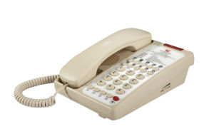 Hotel Digital Room Telephone with Memory Buttons pictures & photos