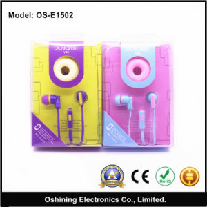 Multi-Function Sprot Cheap Earphone (OS-E1502)