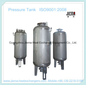 AISI 304 Pressure Vessel /Air Reservoir for Air Storage pictures & photos