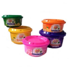 Different Fragrances as Customers Requirements Dishwashing Paste for Household