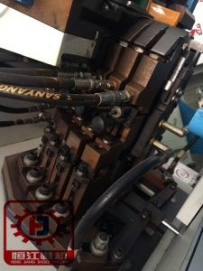 China Used Automatic 9-Pincer Oil Pressure Shoe Toe Lasting Machine pictures & photos
